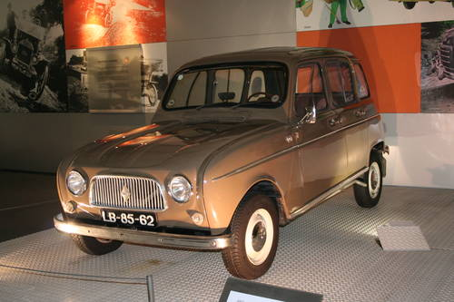 1967 Renault 4 (first generation) For Sale (picture 1 of 6)