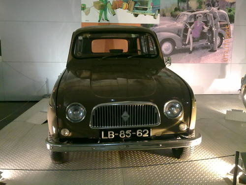 1967 Renault 4 (first generation) For Sale (picture 2 of 6)