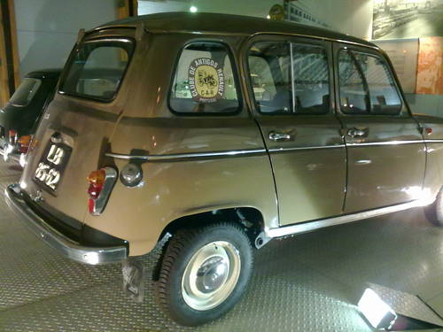 1967 Renault 4 (first generation) For Sale (picture 3 of 6)