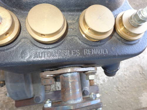 1962 Renault 1913 engine For Sale (picture 3 of 6)
