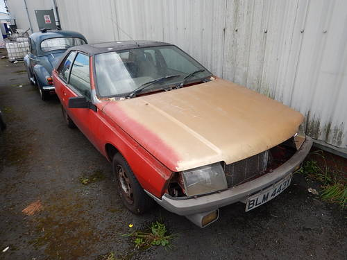 1982 Renault Fuego 1.6 GTS ~ Sold for Spares SOLD (picture 1 of 6)