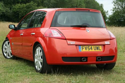 2004 Renault Megane 2 0t Renaultsport 225 Sold Car And Classic