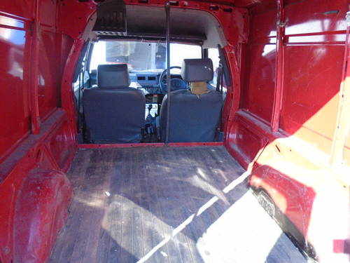 1995 RENO VAN EXTRA 1900cc DIESEL WITH POWER STEERING GOS WELL SOLD (picture 2 of 6)
