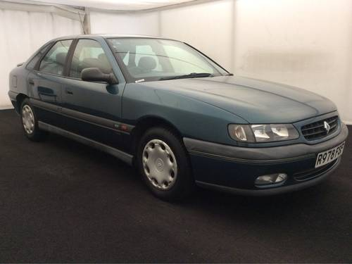 1997 RENAULT SAFRANE RTE EXECUTIVE 2.0 AUTO 48,000 miles SOLD (picture 1 of 6)