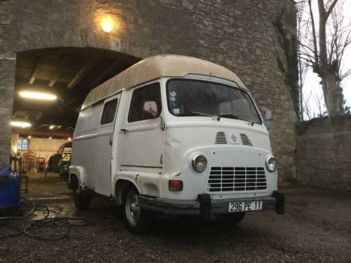 1976 Renault Estafette high roof, ideal food truck For Sale (picture 2 of 6)