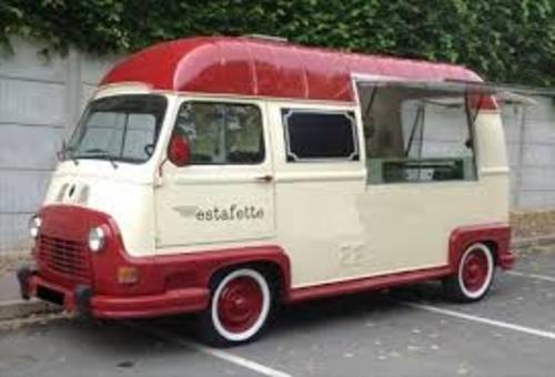 1976 Renault Estafette high roof, ideal food truck For Sale (picture 6 of 6)