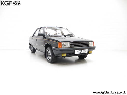 1982 A Magnifique Phase 1 Renault 9 TLE with 8,844 Miles  SOLD (picture 1 of 6)