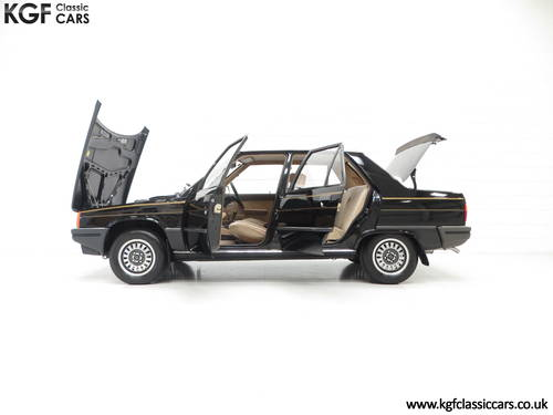 1982 A Magnifique Phase 1 Renault 9 TLE with 8,844 Miles  SOLD (picture 3 of 6)