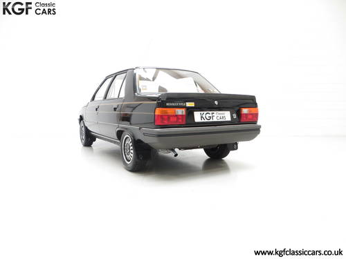1982 A Magnifique Phase 1 Renault 9 TLE with 8,844 Miles  SOLD (picture 4 of 6)