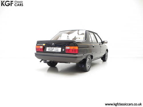 1982 A Magnifique Phase 1 Renault 9 TLE with 8,844 Miles  SOLD (picture 5 of 6)