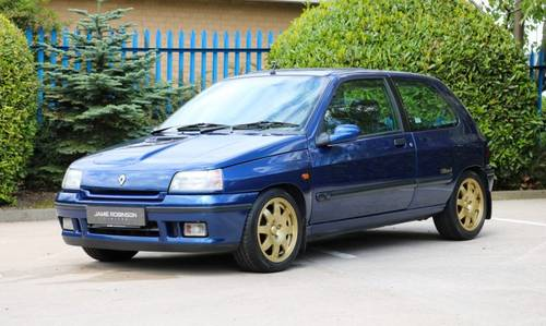 1995 Renault Clio Williams For Sale (picture 1 of 6)