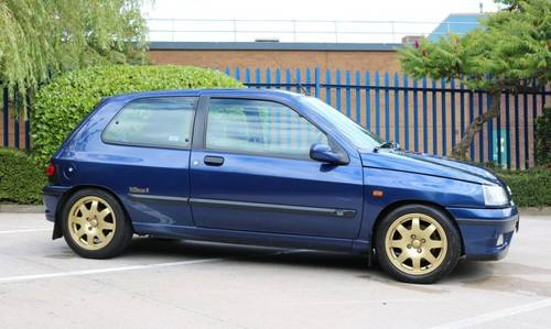 1995 Renault Clio Williams For Sale (picture 4 of 6)