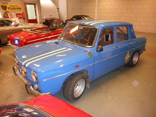 1965 RENAULT 8 GORDINI R1134 reduced in price!!! For Sale (picture 1 of 6)