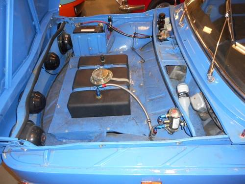 1965 RENAULT 8 GORDINI R1134 reduced in price!!! For Sale (picture 4 of 6)