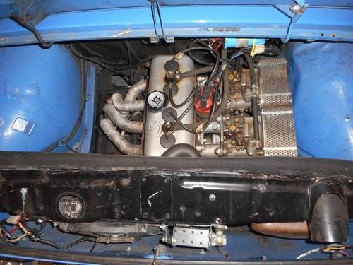 1965 RENAULT 8 GORDINI R1134 reduced in price!!! For Sale (picture 5 of 6)