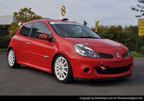 Renault CLIO CUP RS 2L 2007 (engine 2010) ID17020 SOLD (picture 1 of 6)