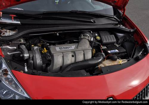 Renault CLIO CUP RS 2L 2007 (engine 2010) ID17020 SOLD (picture 6 of 6)