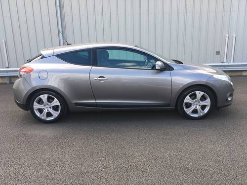 2011 RENAULT MEGANE 1.5 DCI DIESEL DYNAMIQUE 110 BHP COUPE SOLD (picture 2 of 6)