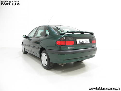 A Renault Laguna 2.0S RTi 16v with One Owner and 45109 Miles SOLD (picture 4 of 6)