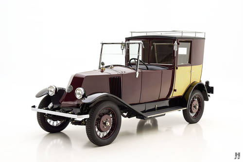 1922 Renault NN Labourdette Town Car For Sale (picture 1 of 6)