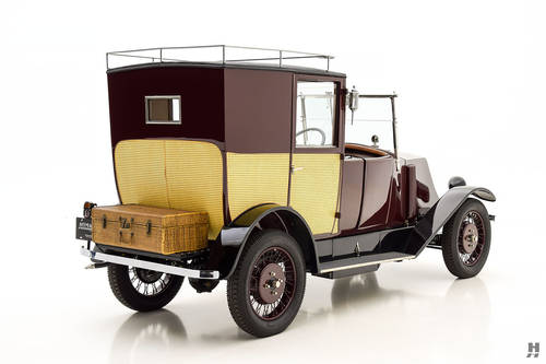 1922 Renault NN Labourdette Town Car For Sale (picture 3 of 6)