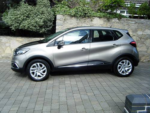 2014 (64) RENAULT CAPTUR DCI MKII.5 DIESEL ENERGY DYNAMIQUE  SOLD (picture 2 of 6)