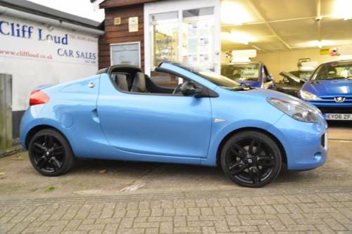 2011 (11) RENAULT WIND 1.2 TCE GT Line 2 Door Roadster  For Sale (picture 2 of 6)