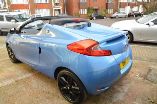 2011 (11) RENAULT WIND 1.2 TCE GT Line 2 Door Roadster  For Sale (picture 5 of 6)