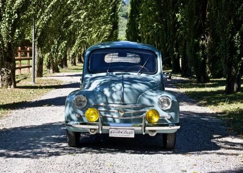 RENAULT 4CV -SPORT- 1957 MMElegibile  For Sale (picture 1 of 6)