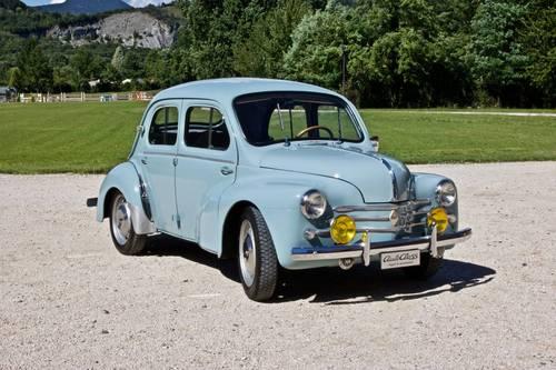 RENAULT 4CV -SPORT- 1957 MMElegibile  For Sale (picture 2 of 6)