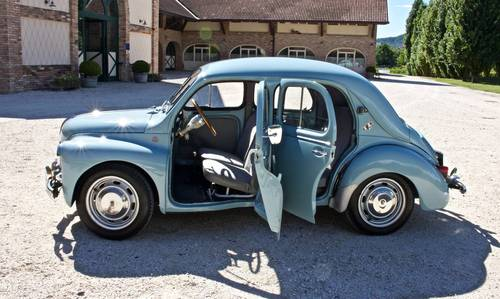 RENAULT 4CV -SPORT- 1957 MMElegibile  For Sale (picture 3 of 6)