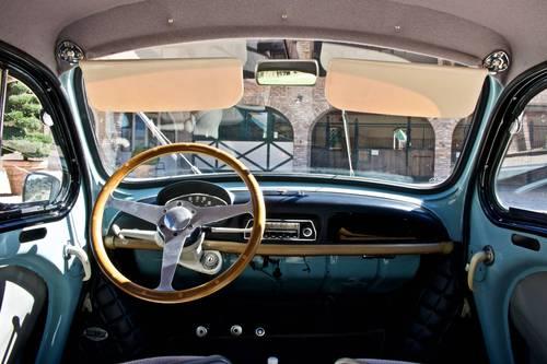RENAULT 4CV -SPORT- 1957 MMElegibile  For Sale (picture 4 of 6)