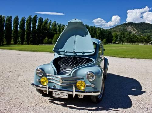 RENAULT 4CV -SPORT- 1957 MMElegibile  For Sale (picture 5 of 6)