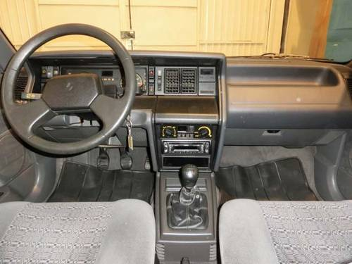RENAULT 21 GTX R21 MANAGER - 1992 For Sale (picture 3 of 6)