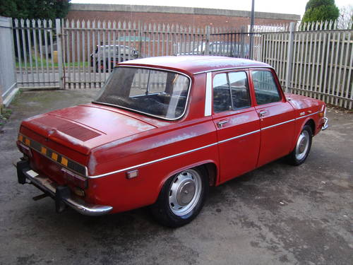 RENAULT 10 1.1 4DR LHD US IMPORT (1971) RED EXC PATINA! SOLD (picture 3 of 6)