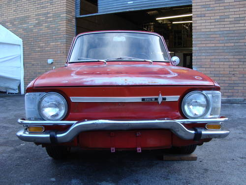 RENAULT 10 1.1 4DR LHD US IMPORT (1971) RED EXC PATINA! SOLD (picture 6 of 6)