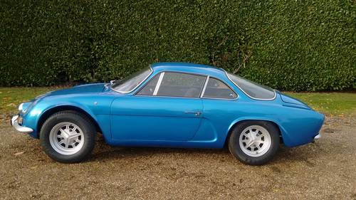 1971 Alpine Renault A110 1300cc For Sale (picture 2 of 6)