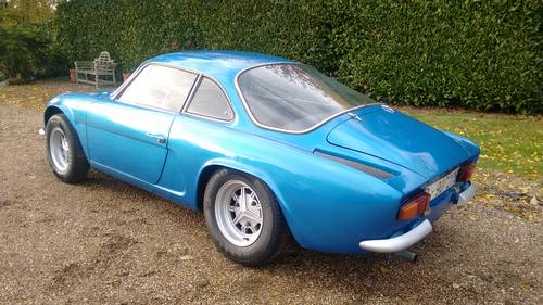 1971 Alpine Renault A110 1300cc For Sale (picture 3 of 6)
