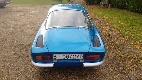 1971 Alpine Renault A110 1300cc For Sale (picture 6 of 6)