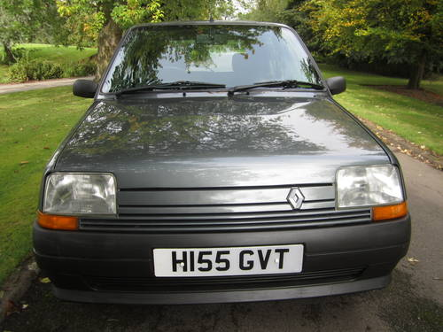 1990 RENAULT 5 TR 'FAMOUS FIVE' *1 LADY OWNER LAST 26 YRS & 87K* SOLD (picture 3 of 6)