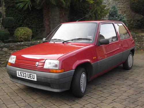 Renault 5 1994  For Sale (picture 2 of 6)