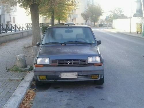 1986 Renault 5 GT TURBO 135,000Kms For Sale (picture 2 of 6)