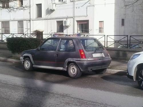 1986 Renault 5 GT TURBO 135,000Kms For Sale (picture 4 of 6)