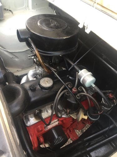 Renault 8 1969 Now fully UK registered For Sale (picture 5 of 6)