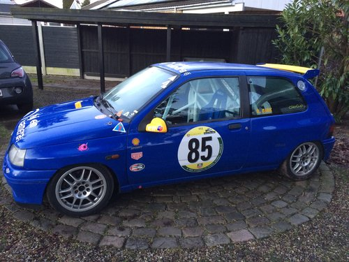 1993 Renault Clio Williams  For Sale (picture 1 of 6)