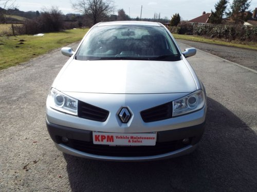 2007 Renault Megane for sale  For Sale (picture 1 of 6)