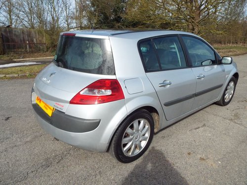 2007 Renault Megane for sale  For Sale (picture 5 of 6)