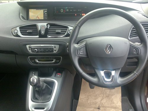 2014 Renault Scenic Dynamique TomTom dCi 110 SOLD (picture 6 of 6)