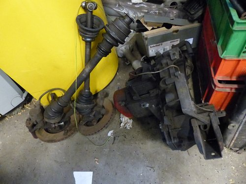 Renault R11 Turbo R5 GT turbo replacement parts For Sale (picture 2 of 6)