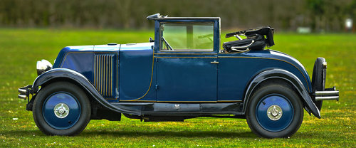 1927 Renault Monastella Cabriolet For Sale (picture 2 of 6)